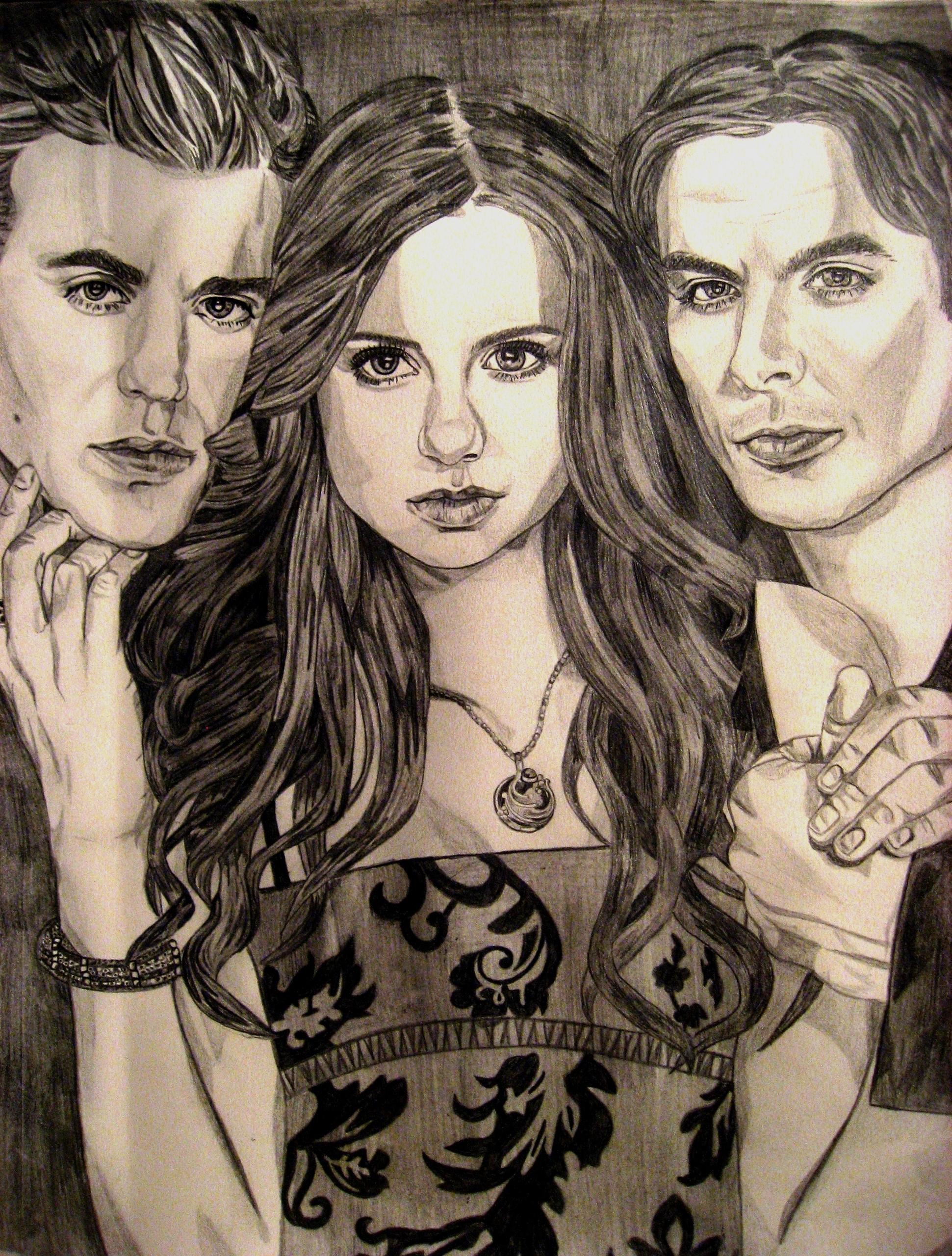 Paul, Nina, Ian