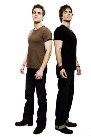 Paul and Ian