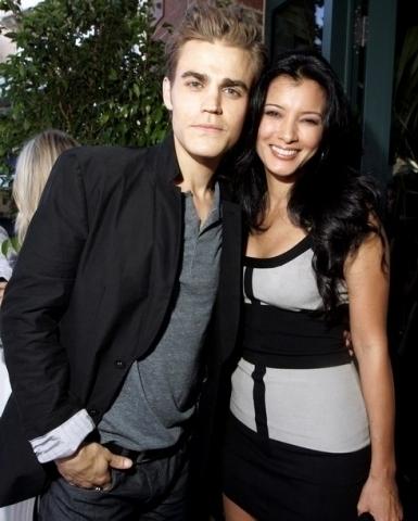 Paul and Kelly hu