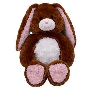 Pawfectly Huggable Bunny