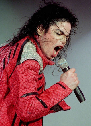 Pinkie ♥'s Michael! :)