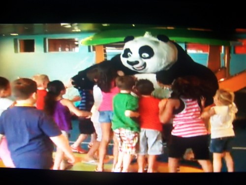 Po is as famous as Barney!