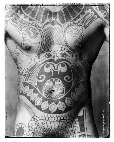 Polynesian tattoo vintage beefcake photo 16981042 fanpop