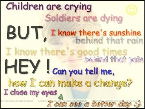 Pray ;)
