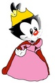 Princess Dot - animaniacs fan art