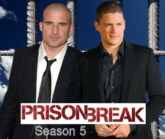Prison break prison break season 5 michael and lincoln