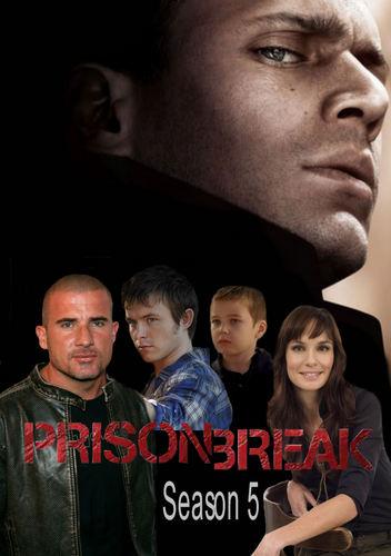 Prison Break - Season 5 with Michael and Sara