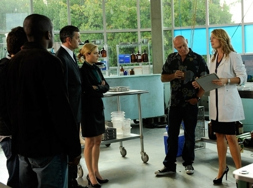 Psych [Behind the Scenes]