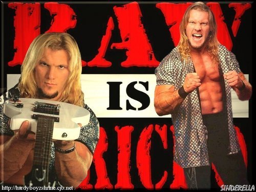 RAW is JERICHO