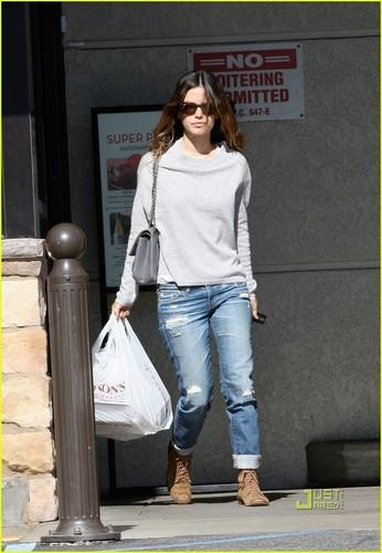 Rachel out in Los Feliz
