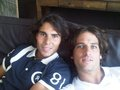 Rafa and Feliciano sexy look ! - feliciano-lopez photo
