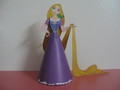 Rapunzel 3D-paper craft - tangled fan art