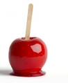 Red Delish Apple - candy photo