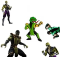 Reptile - mortel-kombat photo