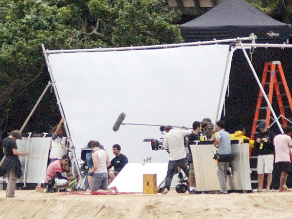 Rob & Kristen on Esme Island