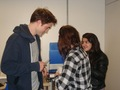 Robert and Kristen in the airport - twilight-series photo