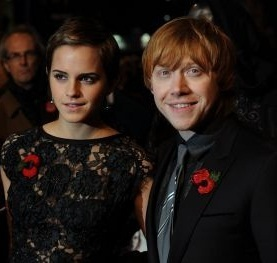 Romione - Deathly Hallows - London Premiere