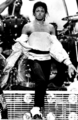 SHIRTLESS..♥ - michael-jackson photo