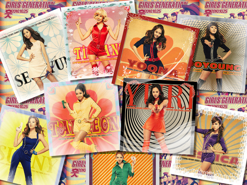 SNSD Hoot Compo - Girls Generation/SNSD Wallpaper (16955735) - Fanpop
