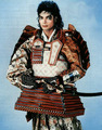 Samurai... - michael-jackson photo