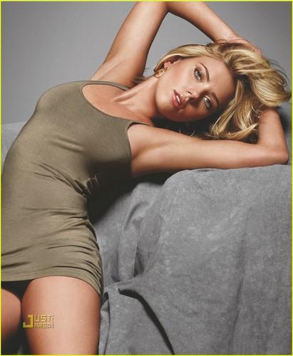 Scarlett Johansson Covers 'GQ' December 2010