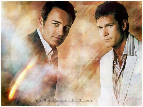 Sean McNamara & Christian Troy