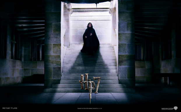 Severus at Malfoy Manor