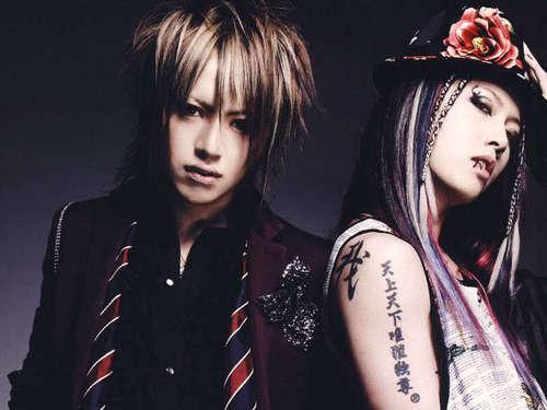 Shou&Miyavi
