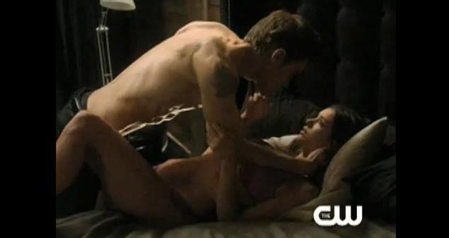 Stefan&Elena 1x10 Deleted