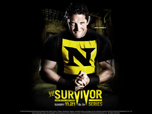 Survivor Series Poster 2010