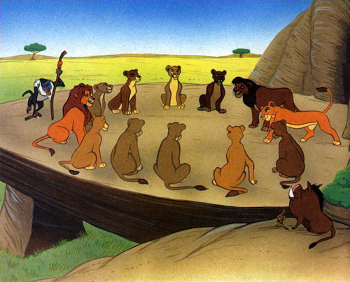 The Lion King 2:Simba's Pride wallpaper called TLK2