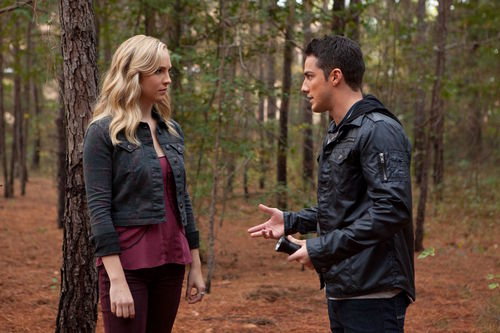 TVD 2x10 'The Sacrifice' stills!