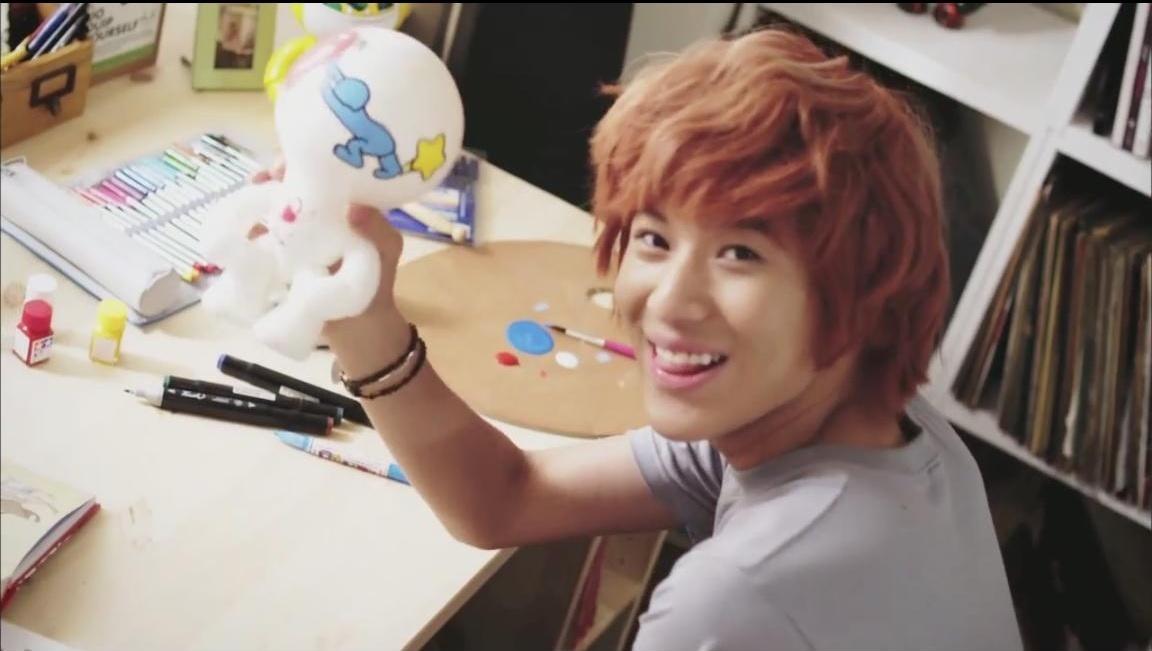 Hello, Flower Boy Taemin - 2min jongmin shinee taemin ... Shinee Taemin Hello