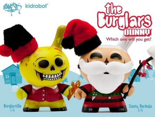 The Burglars Dunny - vinyl-toys Photo