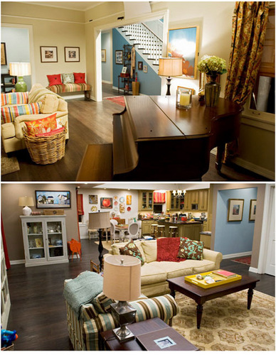 Modern Family images The Dunphy House! wallpaper and background photos