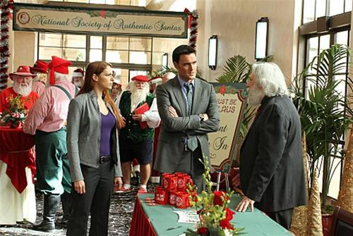 The Mentalist - Episode 3.10 - Jolly Red Elf - Promotional fotografias