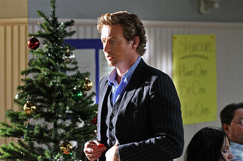 The Mentalist - Episode 3.10 - Jolly Red Elf - Promotional 写真