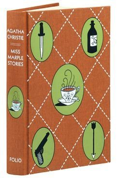 The Miss Marple Short Stories Book - agatha-christie Photo