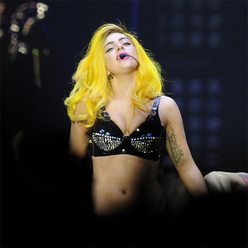 The Monster Ball in Vienna