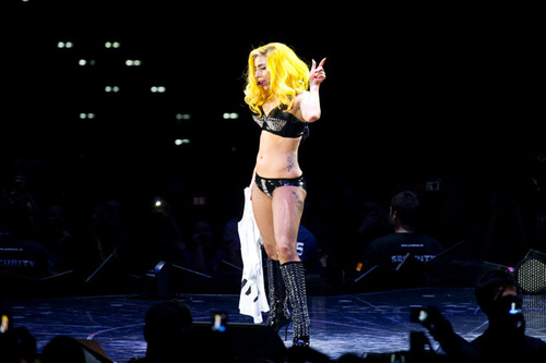 The Monster Ball in Zurich