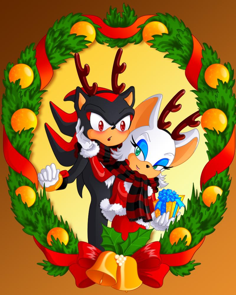 SONIC Weihnachten Bilder The Ultimate Reindeer HD Hintergrund and ...