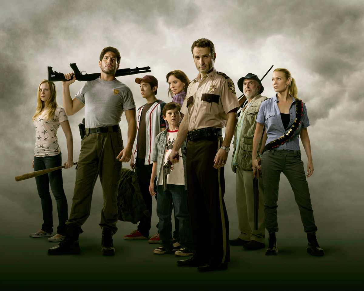 THE WALKING DEAD - THE WALKING DEAD Wallpaper (16919291) - Fanpop