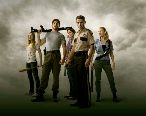 Os Mortos-Vivos wallpaper with a green boina entitled The Walking Dead