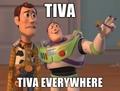 Tiva/Toy Story