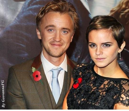 Website tom felton, emma