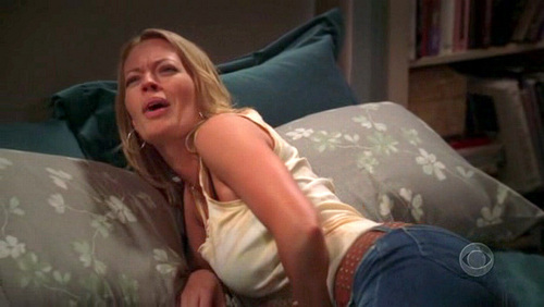 The Gallery For Jeri Ryan Two And A Half Men