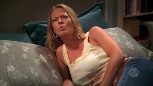 Jeri Ryan Images Two And A Half Men 2x05 Wallpaper And Background Photos 16920506