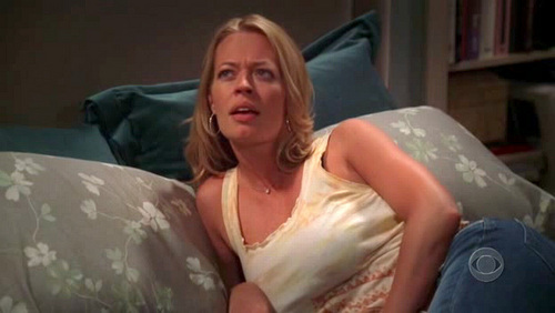 Jeri Ryan Images Two And A Half Men 2x05 Wallpaper And Background Photos 16920508