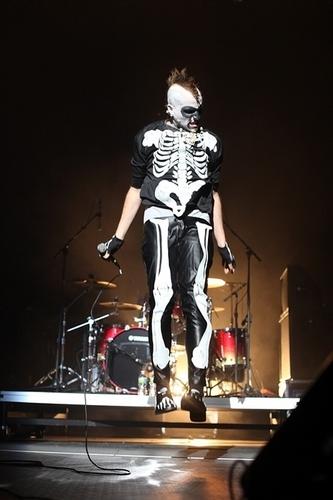 Tyler's Halloween Costume