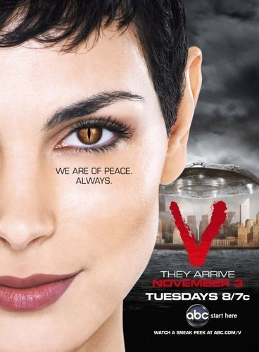 V (2009) Promotional Poster